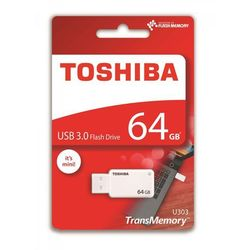 64GB USB 3.0 U303 WHITE THNU303W0640E4