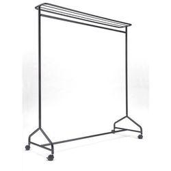 Szeregowy stojak na ubrania,wys. x szer. x głęb. 1750 x 1490 x 560 mm