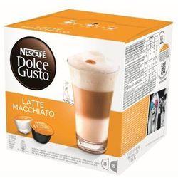 Kapsuły NESCAFE Dolce Gusto Latte Macchiato + Zamów z DOSTAWĄ W PONIEDZIAŁEK!