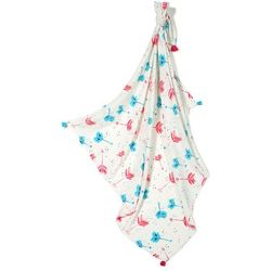Bambusowy otulacz mgiełka La Millou - Boho Neon Arrows 5902041428070