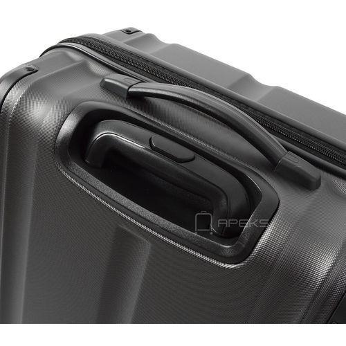 Torby i walizki, Travelite City duża walizka poszerzana 77 cm / szara - szary ZAPISZ SIĘ DO NASZEGO NEWSLETTERA, A OTRZYMASZ VOUCHER Z 15% ZNIŻKĄ