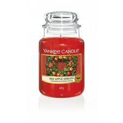 Yankee Candle Red Apple Wreath 623g DUŻA ŚWIECA SZYBKA WYSYŁKA infolinia: 690-80-80-88