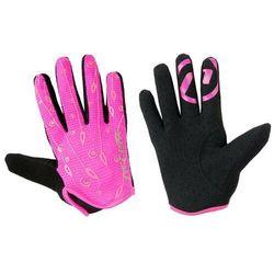 Rękawiczki dziecięce Accent Elsa różowe