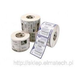 rolka z etykietami, normalny papier, 53x40mm