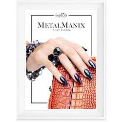 Indigo Plakat - MetalManix Chameleon