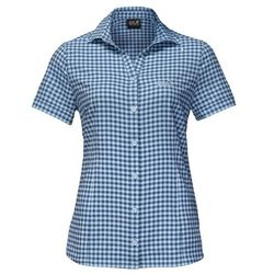 Koszula damska KEPLER SHIRT WOMEN ocean wave checks - XL