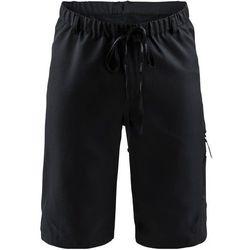 Craft Bike XT Spodnie krótkie Dzieci, black/white 134-140 2019 Spodnie dziecięce Przy złożeniu zamówienia do godziny 16 ( od Pon. do Pt., wszystkie metody płatności z wyjątkiem przelewu bankowego), wysyłka odbędzie się tego samego dnia.