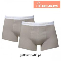 Bokserki męskie HEAD Grey