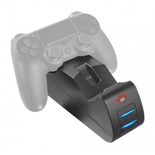 Akcesoria do PS 4, Trust GXT 245 Duo Charging Dock