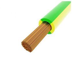 100m Przewód 4mm2 H07V-K zielony/żółty linka sterownicza 4520003 Lapp Kabel 1490