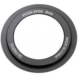 Olympus POSR-EP08 pierścień zacieniający do M.ZUIKO DIGITAL ED 12 mm i M.ZUIKO DIGITAL 17 mm