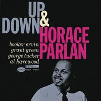 Pozostała muzyka rozrywkowa, UP AND DOWN (RUDY VAN GELDER EDITION) - Horace Parlan (Płyta CD)