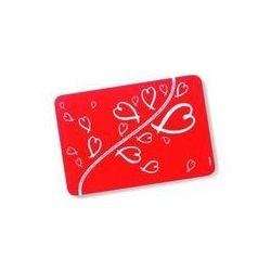 Guzzini Podkładka Na Stół Love Czerwona 22601665 Darmowa wysyłka - idź do sklepu!