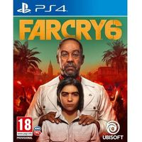 Gry PS4, Gra PS4 Far Cry 6