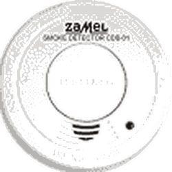Zamel GARDI Czujnik dymu bateryjny 9V CDB-01