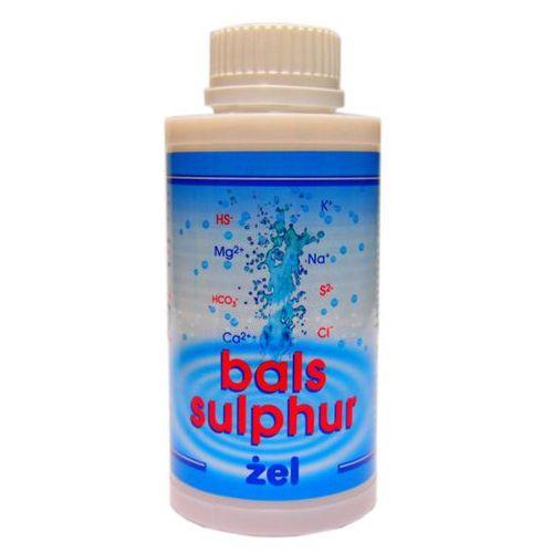 Żele i maści przeciwbólowe, Bals-sulphur p/reumat. zel x 300g