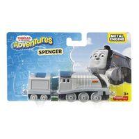 Pojazdy bajkowe dla dzieci, Duża lokomotywa Tomek i Przyjaciele Adventures - Spencer
