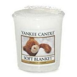 YANKEE CANDLE VOTIVE SOFT BLANKET 49G