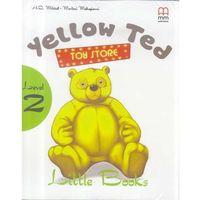 Książki do nauki języka, Little Books: Yellow Ted. Toy Store + CD (opr. miękka)