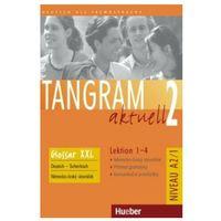 Książki do nauki języka, Tangram Aktuell 2, Lektion 1 - 4:: Glossar Xxl Deutsch - Tschechisch (opr. miękka)