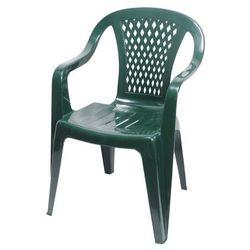 Fotel ogrodowy Diament zieleń leśna