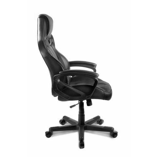 Fotele dla graczy, Fotel Gamingowy Arozzi Milano - Czarny