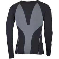 ROGELLI CORE 2-pak bielizna - koszulka termoaktywna długi rękaw, czarny 070.022 Rozmiar: 2XL-3XL,070.022