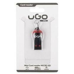 Czytnik kart pamięci micro SD uGo UCZ-1004