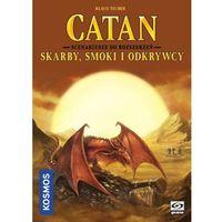 Gry dla dzieci, Gra Catan - Skarby, Smoki i Odkrywcy - Galakta