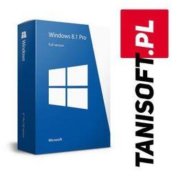 Windows 8.1 Professional Polska wersja językowa! / szybka wysyłka na e-mail / Faktura VAT / 32-64BIT / WYPRZEDAŻ