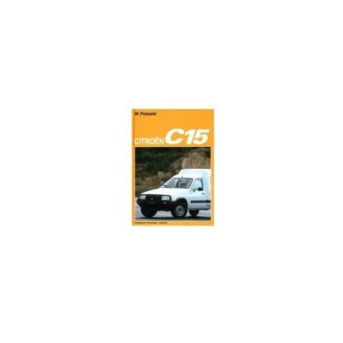 Biblioteka motoryzacji, Citroen C15 (opr. miękka)