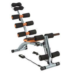 Sixish Core trenażer mięśni brzucha body trainer pomaranczowy/czarny