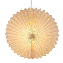 Lampion-oświetlenie dekoracyjne Sunny, białe