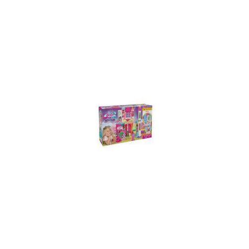 Domki dla lalek, Zabawka MATTEL Barbie Dreamtopia Zamek Sweetville DYX32 WB2 + DARMOWY TRANSPORT!