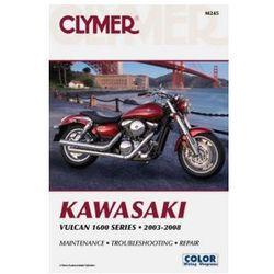 Clymer Manuals Kawasaki Vulcan 1600 Series 2003-2008 M245