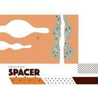 Książki dla dzieci, Spacer (okładka autorska) (opr. twarda)