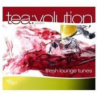 Muzyka relaksacyjna, Tea Volution - Dub, Cool Jazz, Downtempo, Ambient