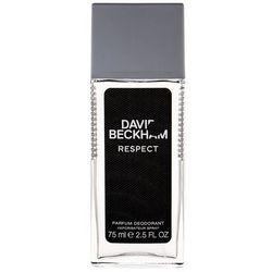 David Beckham Respect, 75 ml. Dezodorant perfumowany dla mężczyzn - David Beckham DARMOWA DOSTAWA KIOSK RUCHU