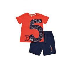 Komplet chłopięcy koszulka+spoden 5P36C7 Oferta ważna tylko do 2022-09-19