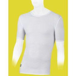 610-33-45_ACC-XL Podkoszulek z krótkim rękawem BASE biały XL