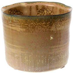 Donica porcelanowa, osłona na donicę - 11 cm