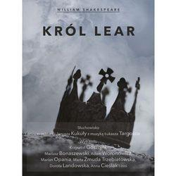 Król Lear Słuchowisko (Audiobook na CD) - Dostawa 0 zł
