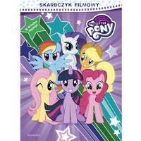Książki dla dzieci, My Little Pony Skarbczyk filmowy - Jeśli zamówisz do 14:00, wyślemy tego samego dnia. Darmowa dostawa, już od 99,99 zł. (opr. miękka)