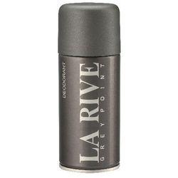 La Rive for Men Grey Point Dezodorant spray 150 ml