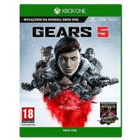 Gry na Xbox One, Gears of War 5 (Xbox One)