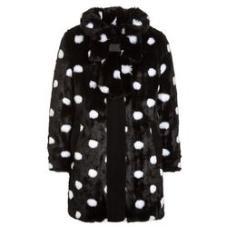 Little Marc Jacobs Płaszcz zimowy schwarz