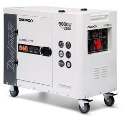 Agregat prądotwórczy diesel DAEWOO DDAE 11000DSE-3