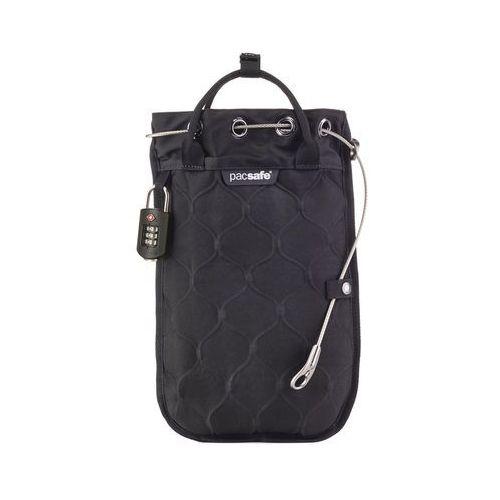 Zabezpieczenia bagażu, Sejf podróżny Pacsafe Travelsafe 3l GII Czarny - Czarny
