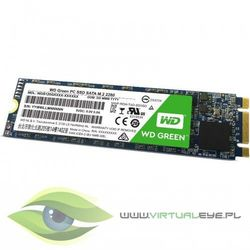 Western Digital WD Green SSD 120 GB M.2 2280 WDS120G1G0B