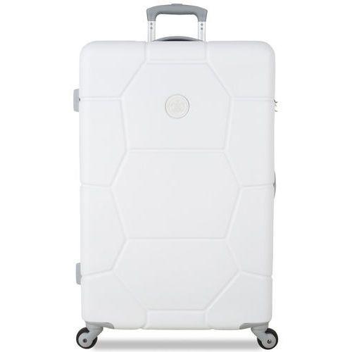 Torby i walizki, SuitSuit Walizka TR-1225/3-L, biała